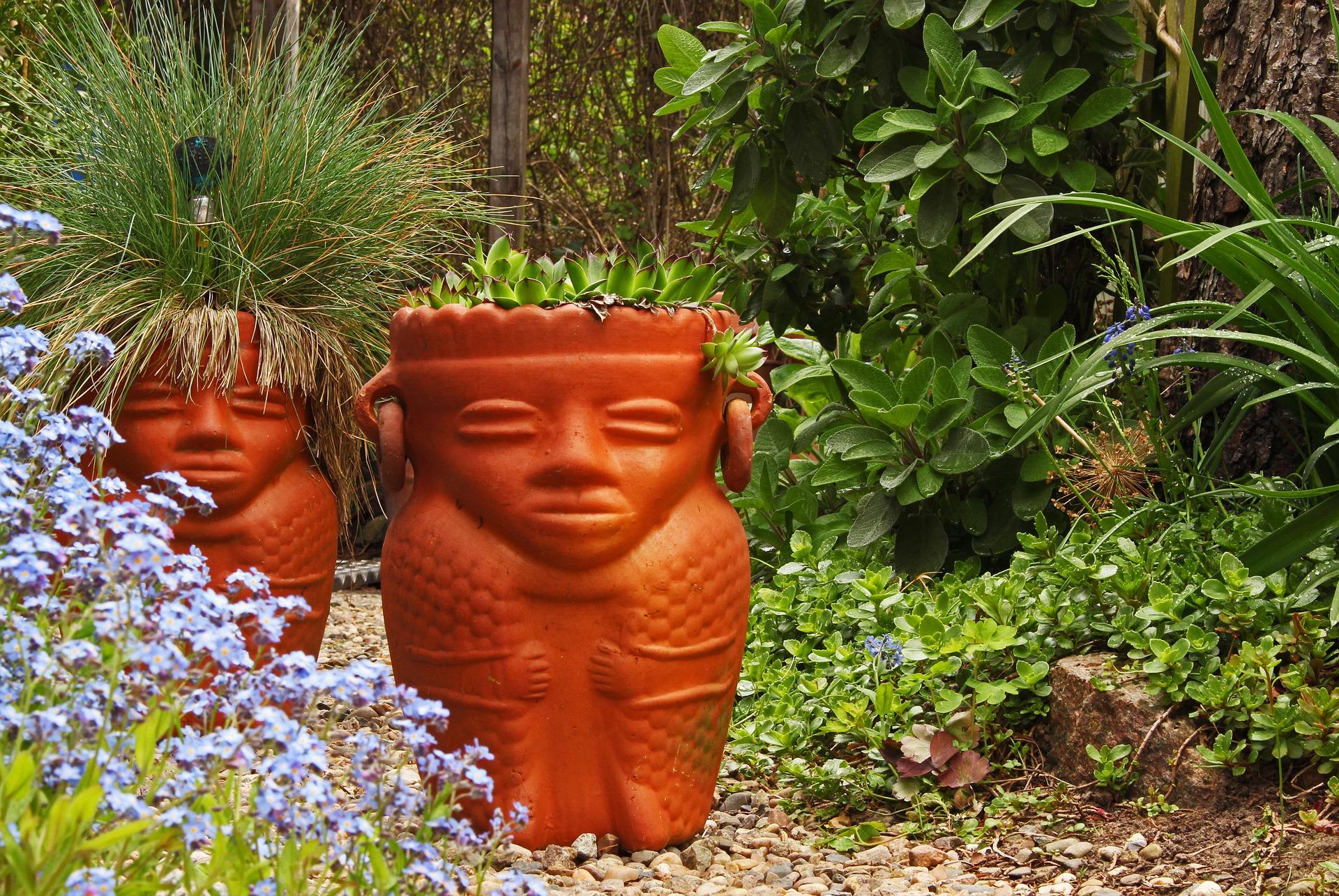 garden ornaments ornamental design focal point