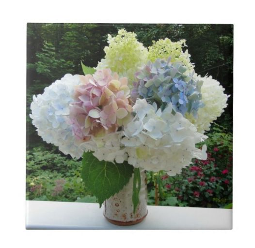 hydrangea bouquet image