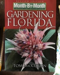 florida gardening book