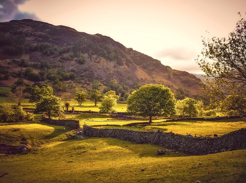 English countryside England