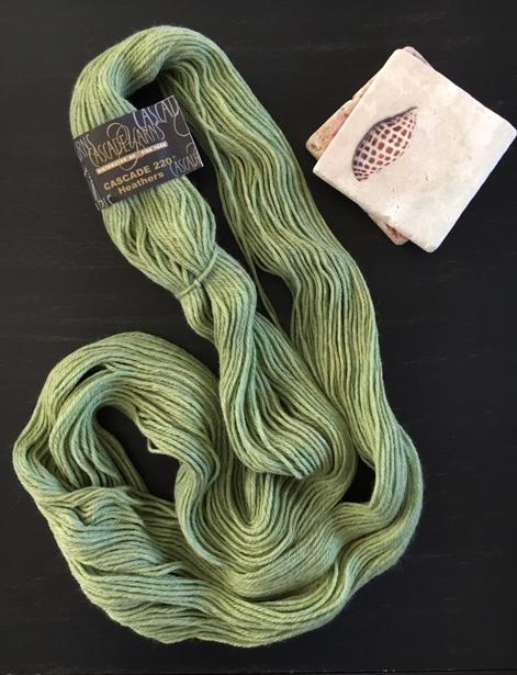 skein or hank of yarn