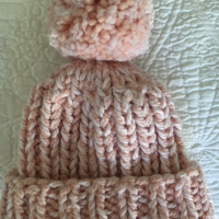 "Easy ""Snow Day"" Baby, Kids, Adult Hat Pattern"