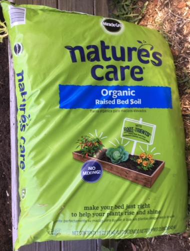 Yes, Organic Soil