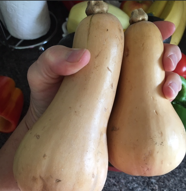 Small butternut squash
