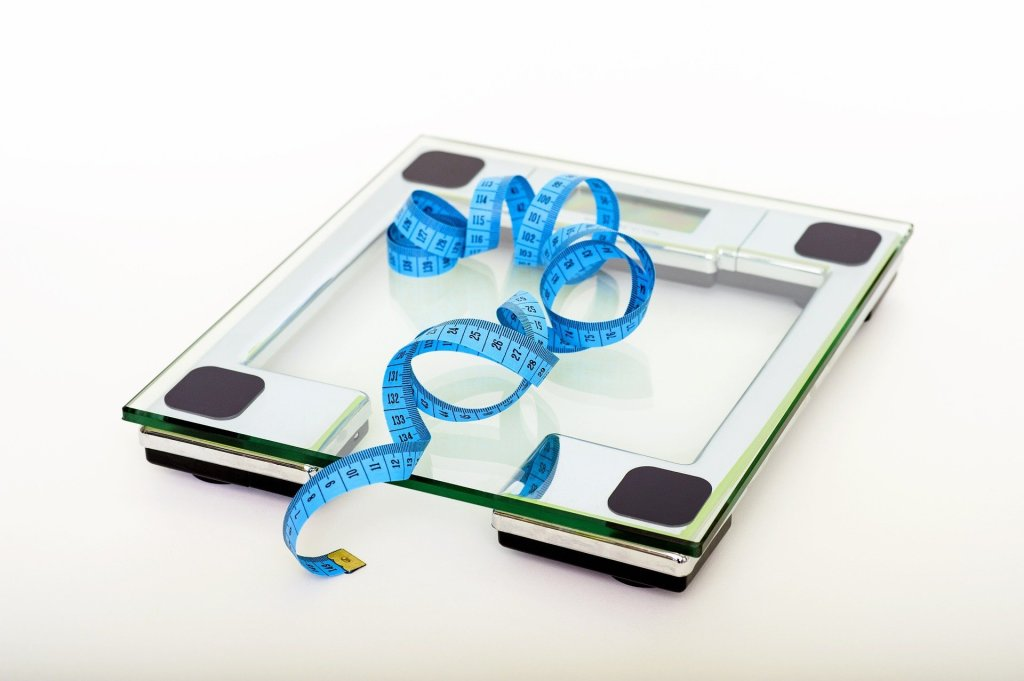floor scale weight tape measure